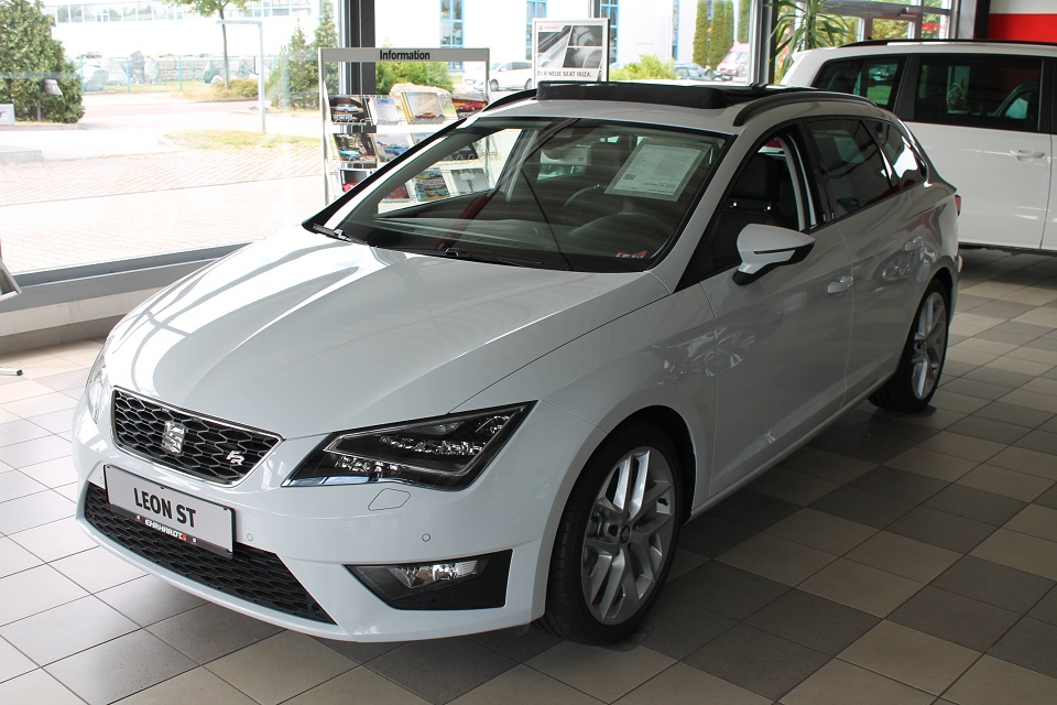 seat leon st fr 1 4 tsi 150 ch auto dm. Black Bedroom Furniture Sets. Home Design Ideas
