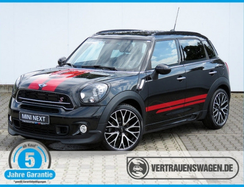 MINI Cooper SD Countryman JCW 143 ch