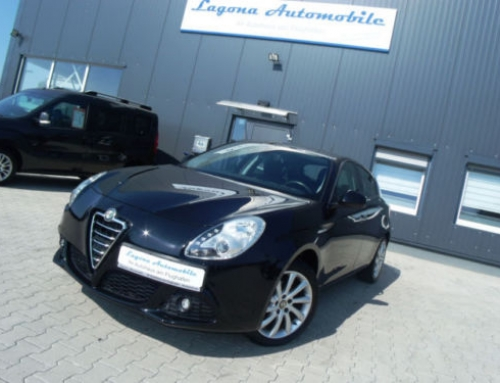 Alfa Romeo Giulietta 1.4 TB 16V 120 ch