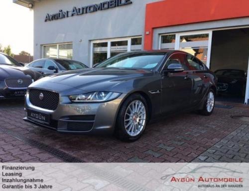 Jaguar XE E-Performance Aut. Prestige 2.0 D 163 ch