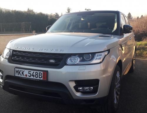 Land Rover Range Rover Sport SDV6 HSE Dynamic 292 ch