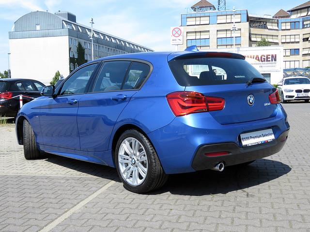 bmw 118d pack m 150 ch auto dm. Black Bedroom Furniture Sets. Home Design Ideas
