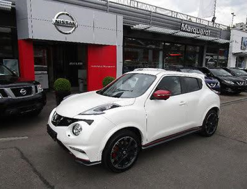 Nissan Juke 1,6DIG-T Nismo RS 4×4 Xtron. 218 ch
