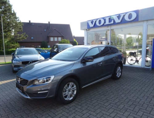 Volvo V 60 D3 Cross Country Momentum 150 ch