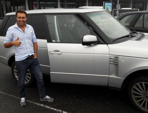 Land Rover Range Rover V8TD Westminster 313 ch