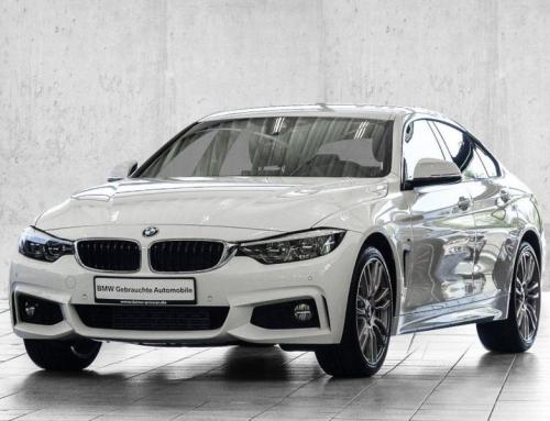 BMW 430dxDrive Gran Coupé Pack Sport M