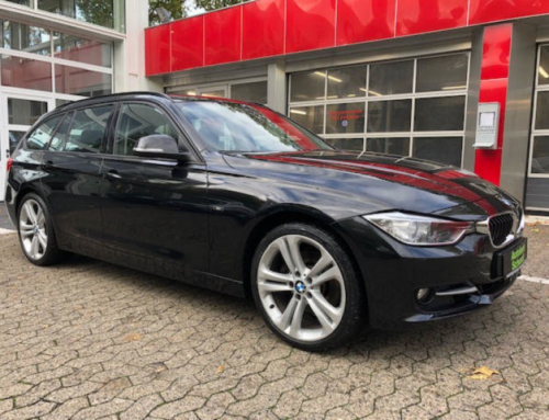 BMW 330dA Touring xDrive Sport Line
