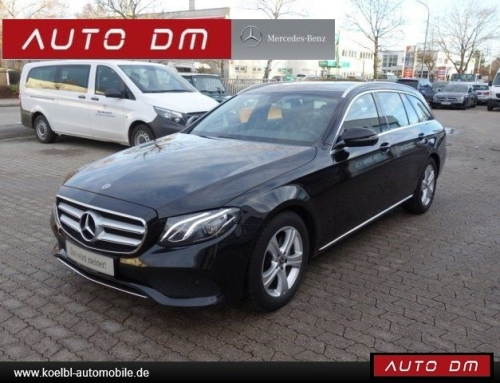 Mercedes-Benz E 200 T AVANTGARDE W213