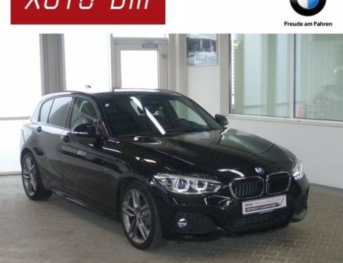 BMW 120i Pack M