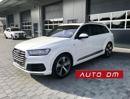 Audi Q7 3.0 TDI quattro tiptronic S-Line 7 places