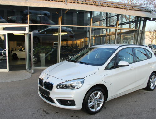 BMW 225xe Active Tourer Hybride Performance