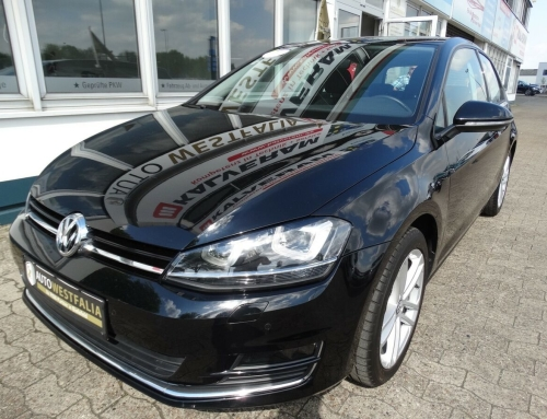 Volkswagen GOLF 7 1.4 16V TSI ALLSTAR