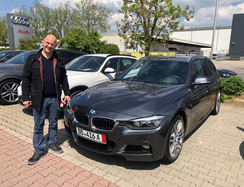 BMW 335d Touring xDrive Pack M