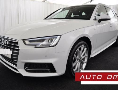 Audi A4-Avant 2.0-TFSI-S-tronic S-Line
