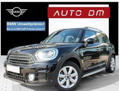 MINI Cooper Countryman All4 Wired Chili