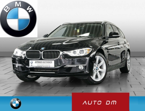 BMW 330d Touring xDrive Luxury Line Pack M