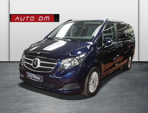 Mercedes-Benz V 250d EDITION long