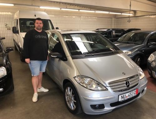 Je roule en Mercedes-Benz pour moins de 4000 € !