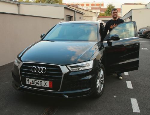 Audi Q3 1.4 TFSI S-Line 150