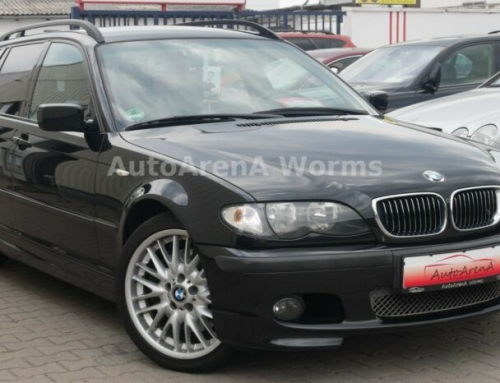 BMW 330i touring Pack M E46