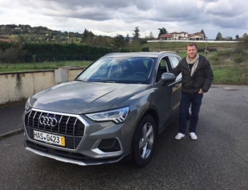 Nouvel Audi Q3 35 TFSI advanced S tronic