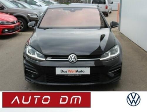 VW Golf VII 1.5 TSI DSG R line