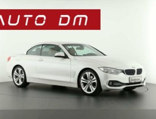 BMW 420d Cabriolet