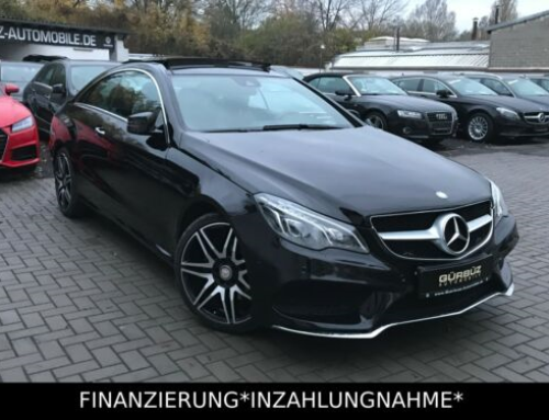 Mercedes-Benz E 350 CGI BlueEfficiency AMG-Plus