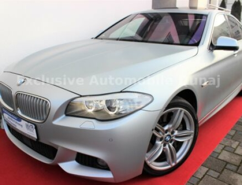 BMW 550i xDrive Pack M Sport