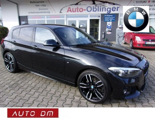 BMW 116i Edition M Sport Shadow