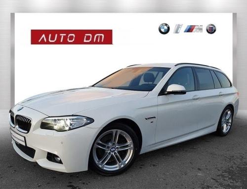 BMW 518dA Touring Pack Sport 150 ch