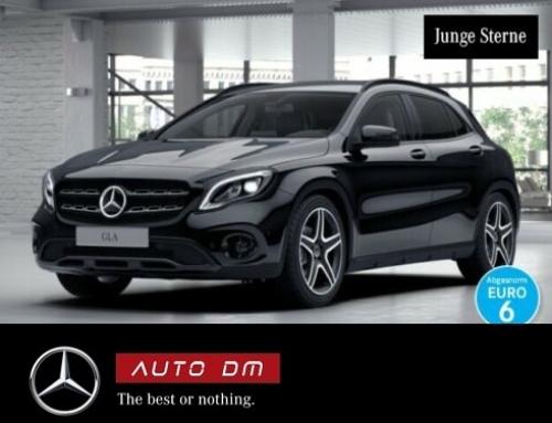 Mercedes-Benz GLA 220dA Urban 177 ch