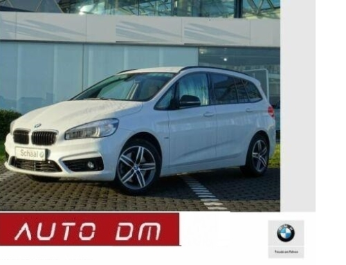 BMW 220i A Sport Line HiFi LED 7 places 192 ch