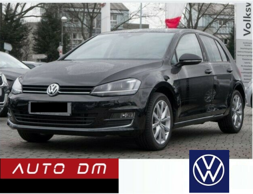 VW Golf 2.0 TDI DSG 150 ch