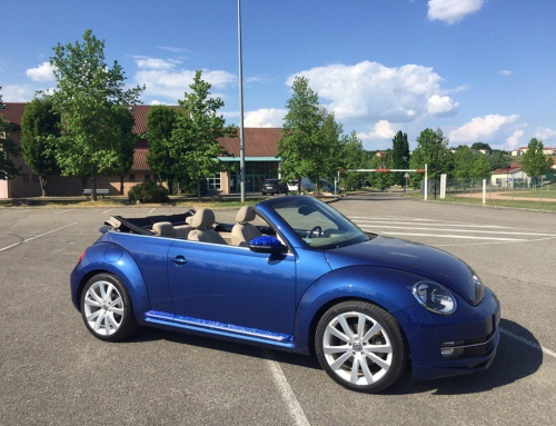 VW Beetle Cabriolet 1.4 TSI 160 ch