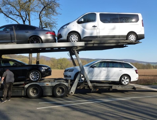 2.04. : récupération sur camion plateau