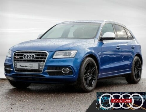 Audi SQ5 3.0 TDI competition