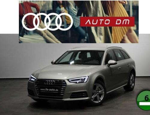 Audi A4 Avant 2.0 TDI quattro 190 ch
