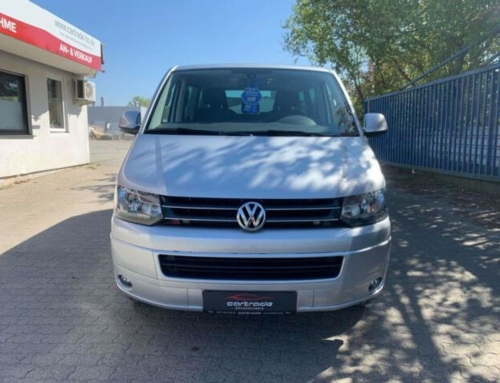 VW T5 Multivan 2.0 TDI 140