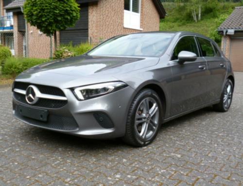 Mercedes-Benz A 200 Progressive 163 ch