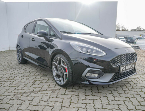 Ford Fiesta ST 1.5 Ecoboost 200 ch