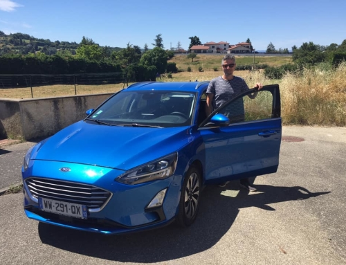 Ford Focus SW Cool&Connect 2.0 EcoBlue Online 150 ch