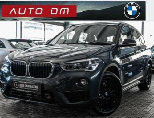 BMW X1 xDrive20d Pack M+X LINE 190 ch