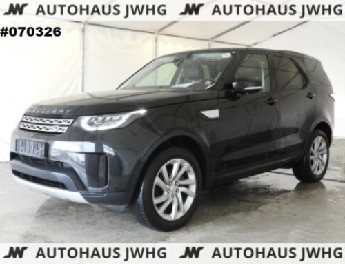 Land Rover Discovery 5 TD4 HSE