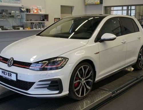 VW Golf GTI Performance 2.0 TSI 245 ch