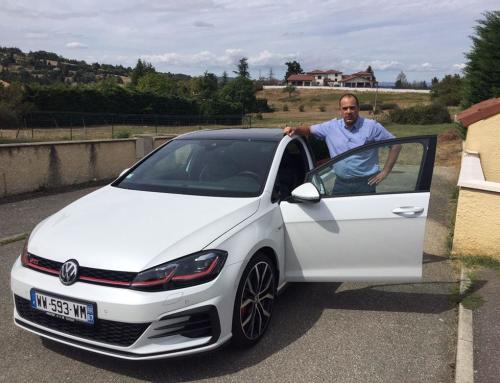 VW Golf GTI Performance 2.0 TSI 245 ch