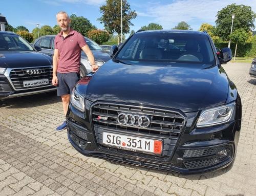 Audi SQ5 3.0 TDI quattro Tiptronic Competition 326 ch
