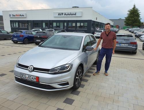 VW Golf 1.5 TSI IQ Drive 150 ch