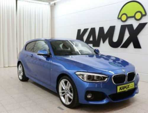 BMW 125i Steptronic Pack M Sport 224 ch