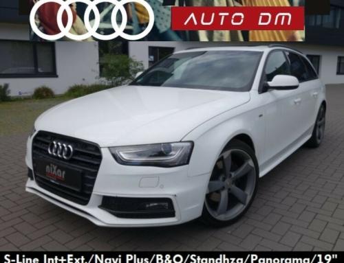 Audi A4 2.0 TDI Aut. Avant S-Line